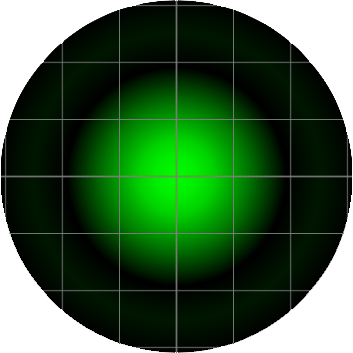 Airy Disk with pixels